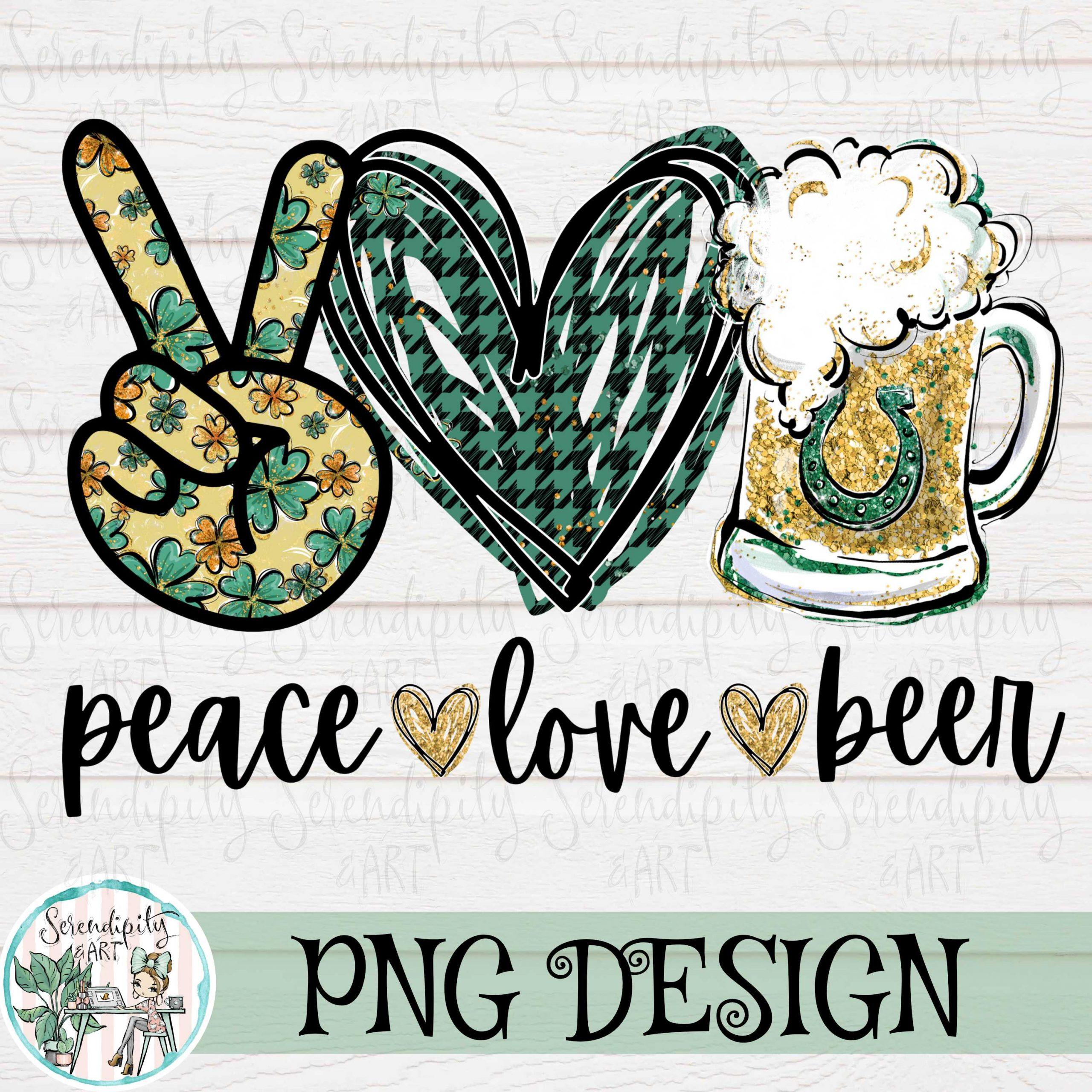 peace love beer 3 mockup 1