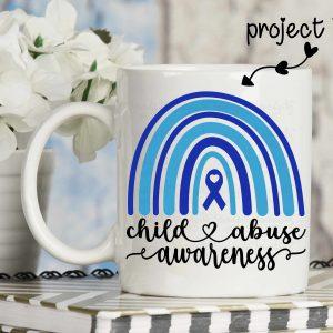 child abuse svg rainbow mockup 5