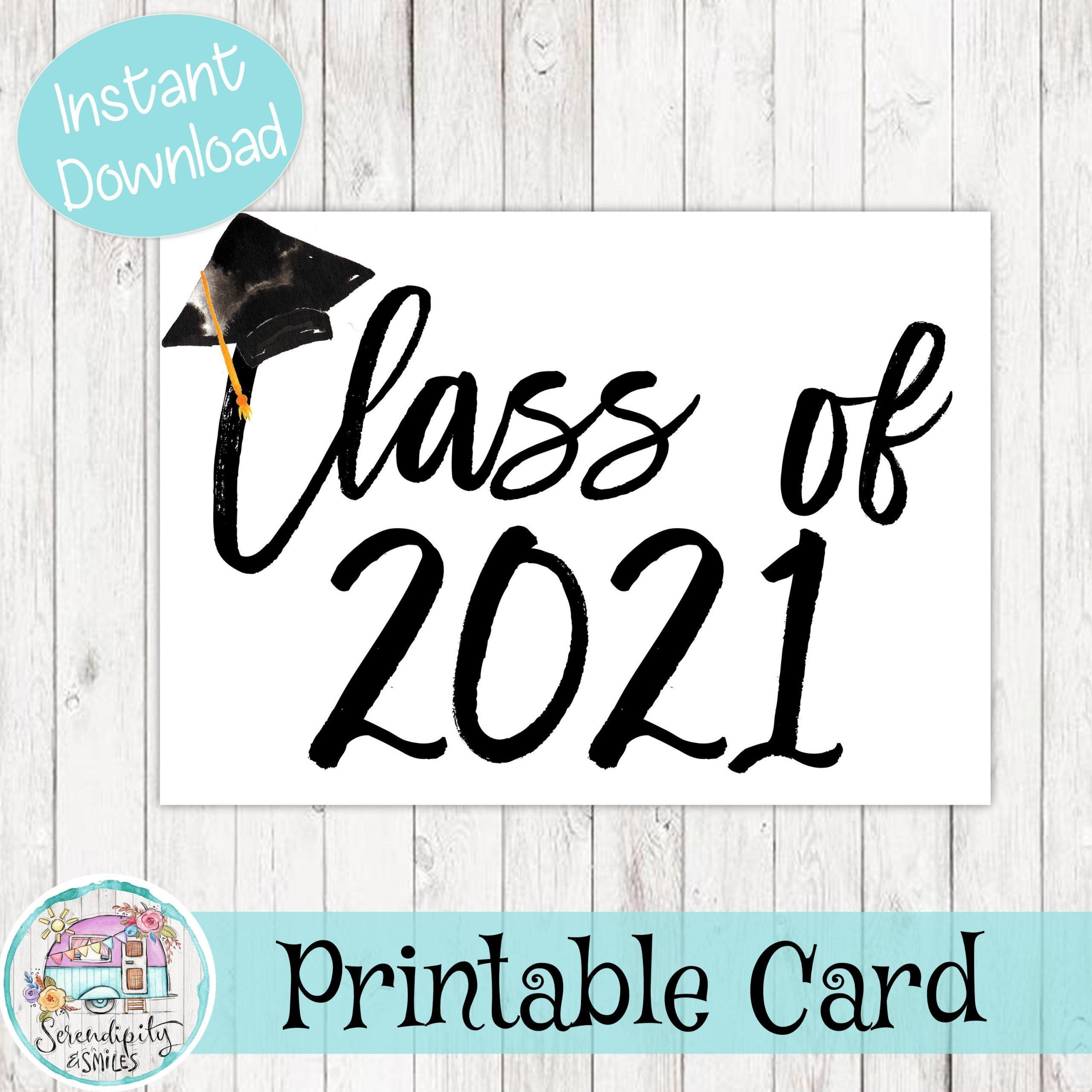 Class of 2021 Card Mockup 1