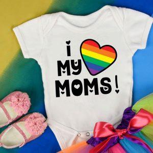 I love my moms 1