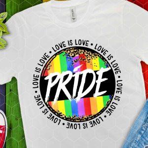 Pride Love Is Love Mockup 1