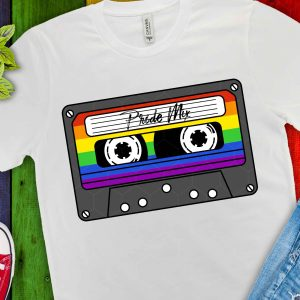 Pride Mix Tape Mockup 1