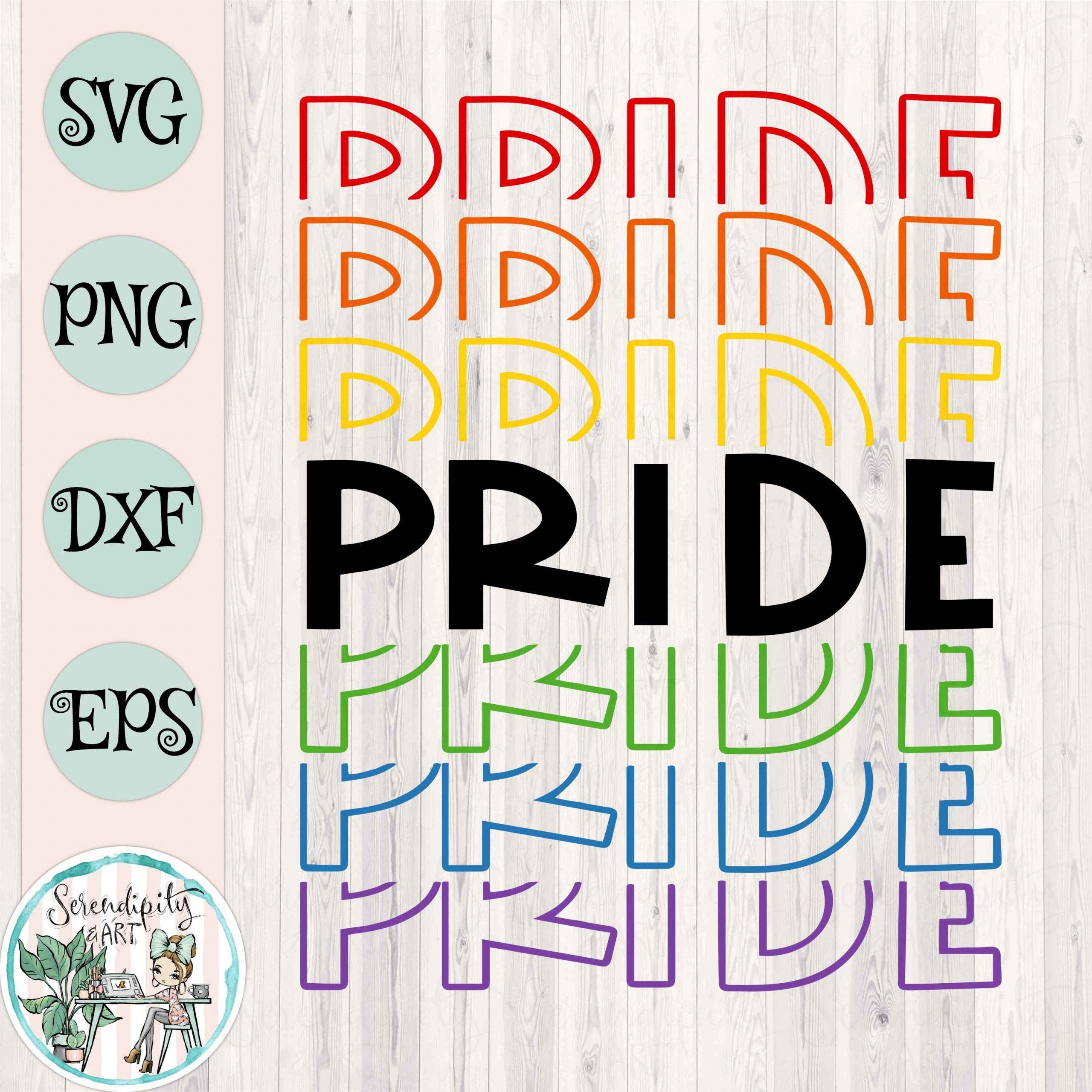 Pride Stacked Mockups Square