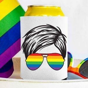 Rainbow Side Part Mockup 2